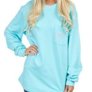 Lauren James Pocketed sweatshirt